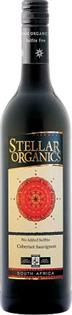 Stellar Organics Cabernet Sauvignon 750ml - Case of 12